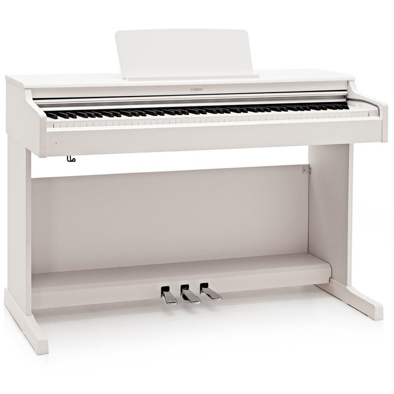 yamaha ydp164 digital piano white free delivery price match guarantee. Black Bedroom Furniture Sets. Home Design Ideas