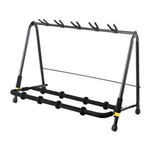 Hercules GS525B Guitar Rack, Holds 5 Guitars - FREE DELIVERY