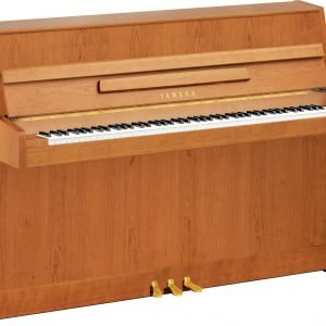 Yamaha B1 Upright Piano, Satin Cherry - Free Delivery - PRICE MATCH GUARANTEE
