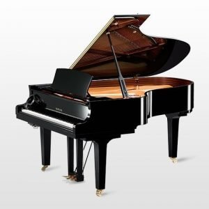 Yamaha C5XSH Silent Grand Piano, Polished Black - Free Delivery - PRICE MATCH GUARANTEE