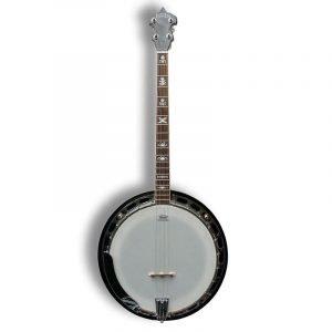 Koda FBG44 4 String 19 Fret Tenor Banjo