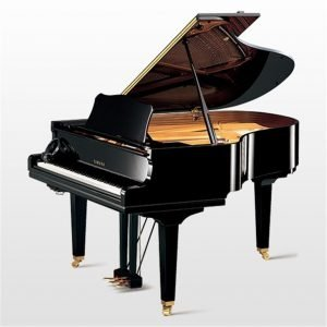 Yamaha GC2SH Silent Baby Grand Piano, Polished Ebony - Free Delivery - PRICE MATCH GUARANTEE