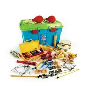 P.P. Key Stage 1 Percussion Set - FREE DELIVERY