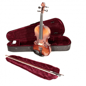 Violin Outfit - Violin with foam case bow and rosin