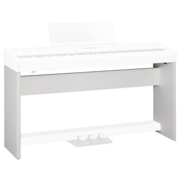 Roland KSC72 Stand for FP60 Digital Pianos, White - Free Delivery