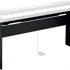 Yamaha L85 Stand for P-35, P-45, P-105 & P-115 Digital Pianos, Black - Free Delivery