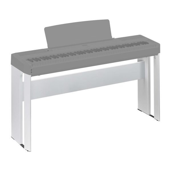 Yamaha L515 Digital Piano Stand for P515 Piano, White - Free Delivery