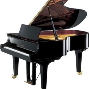 Yamaha CF4 Handcrafted Grand Piano, Polished Ebony - Free Delivery - PRICE MATCH GUARANTEE