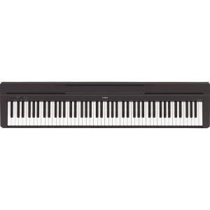 Yamaha P45 Digital Piano, Black - Free Delivery - PRICE MATCH GUARANTEE