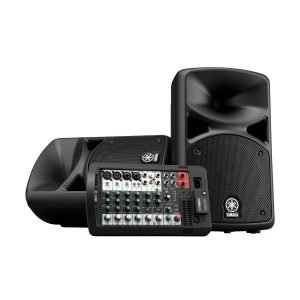 Yamaha Stagepas 400BT Portable PA System with Built-In Bluetooth Connectivity - FREE Delivery