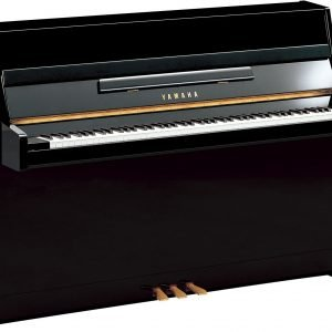 Yamaha B1 Upright Piano Polished Ebony - FREE DELIVERY