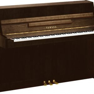 Yamaha B1 Upright Piano, Dark Walnut - Free Delivery - PRICE MATCH GUARANTEE