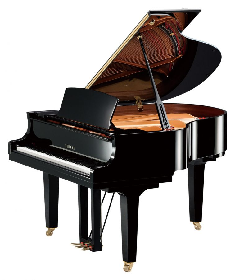 Yamaha C1X Concert Grand Piano, Polished Ebony - Free Delivery - PRICE MATCH GUARANTEE