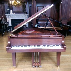 Yamaha C2X Concert Grand Piano, Satin Walnut - Free Delivery - PRICE MATCH GUARANTEE