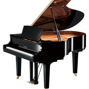 Yamaha C2X Concert Grand Piano, Polished Black - Free Delivery - PRICE MATCH GUARANTEE