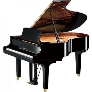 Yamaha C3X Concert Grand Piano, Polished Ebony - Free Delivery - PRICE MATCH GUARANTEE