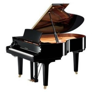 Yamaha C3XSH Silent Grand Piano, Polished Ebony - Free Delivery - PRICE MATCH GUARANTEE
