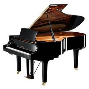 Yamaha C6XSH Silent Grand Piano, Polished Black - Free Delivery - PRICE MATCH GUARANTEE