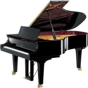 Yamaha CF6 Handcrafted Grand Piano, Polished Ebony - Free Delivery - PRICE MATCH GUARANTEE