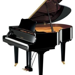 Yamaha GC1SH Silent Baby Grand Piano, Polished Ebony - Free Delivery - PRICE MATCH GUARANTEE