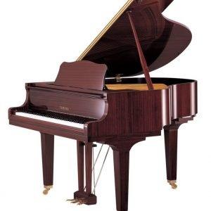 Yamaha GC2 Baby Grand Piano, Polished Mahogany - Free Delivery - PRICE MATCH GUARANTEE