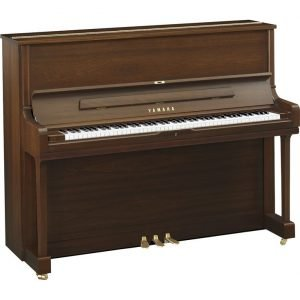 Yamaha YUS1 Upright Piano, Satin Walnut - Free Delivery - PRICE MATCH GUARANTEE